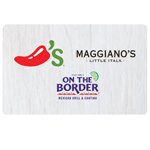 MAGGIANO'S<sup>&reg;</sup> $25 Gift Card
