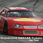 Grandstand NASCAR<sup>®</sup> Tickets