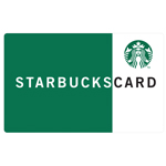 STARBUCKS<sup>®</sup> $25 Gift Card